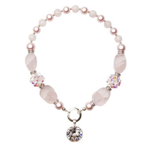 Muse náhrdelník s ruženínom