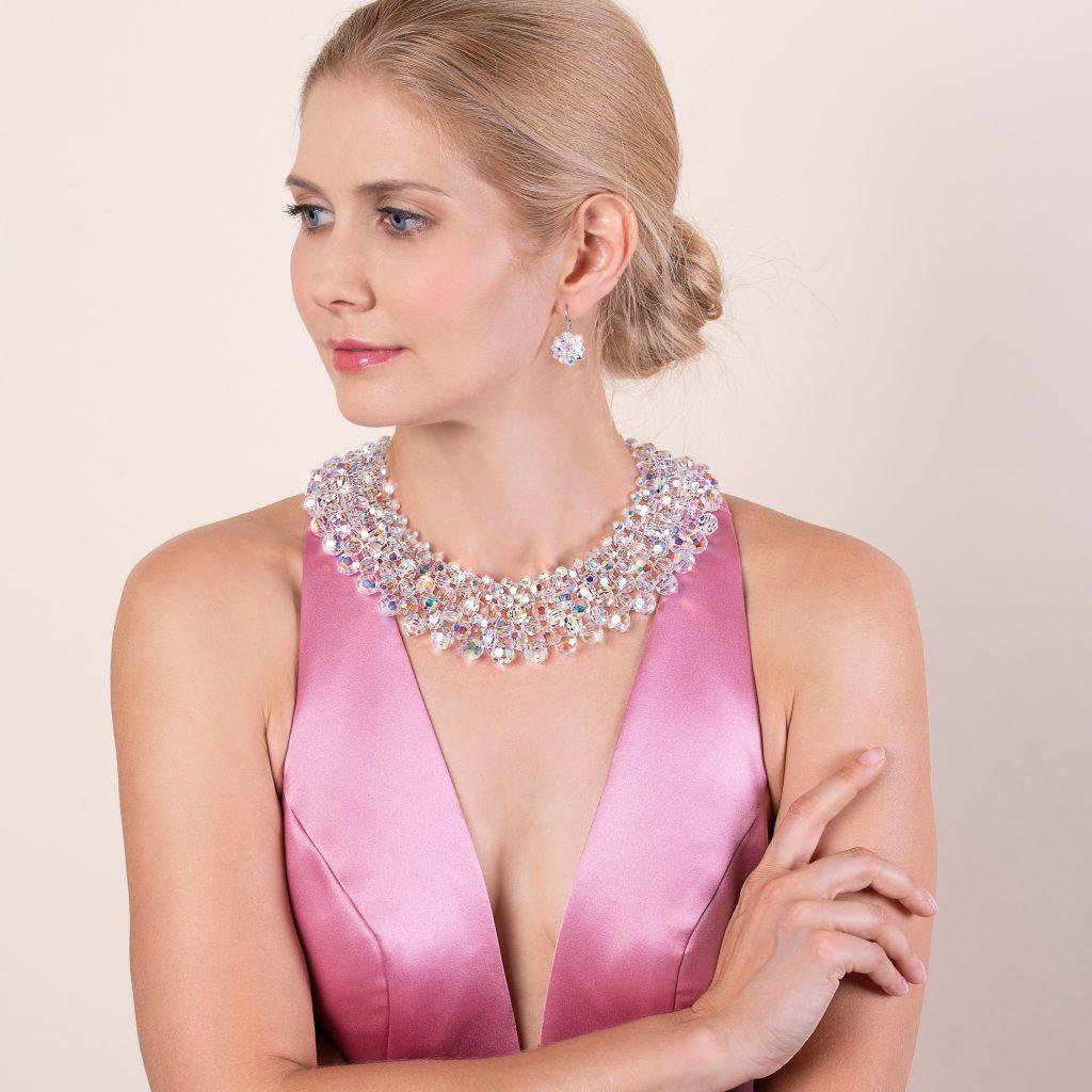 Kolekcia Audrey - šperky na ples