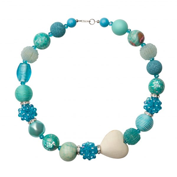 Summer náhrdelník tyrkisový